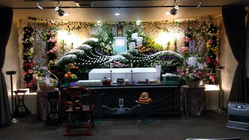 祭壇施工例写真 NO.5