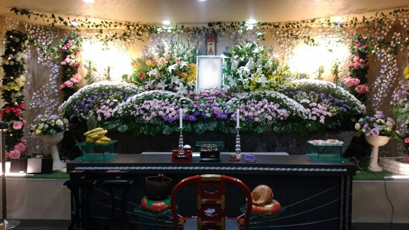 祭壇施工例写真 NO.6